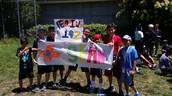 Mini-Olympics: Sean's Group