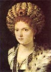 Isabella d'Este's background