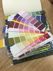Paint Palette Poetry