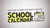 Revised Dates for 2016-2017 School Calendar