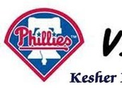 Hit a home run : Cheer the Phillies to Victory vs. the Brewers with your Kesher Friends !