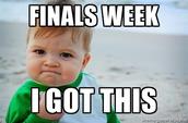 Exam Week               Survival Guide