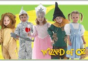 The Wee Wizard of Oz!