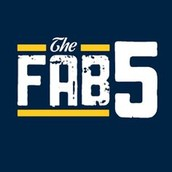 Fab 5 in Sales - Top 5 in Sales