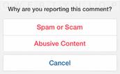 Reporting Cyberbullying