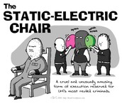 Static-Electric Chair