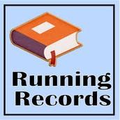 Running Records & Student Progress Monitoring - Memo