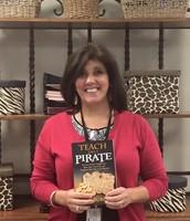 Congratualtions Mrs. Miller - December Teacher of the Month!