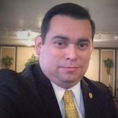 Pastor James Rocha