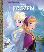 Frozen (A Big Golden Book)