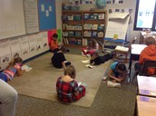 Silent Reading Time