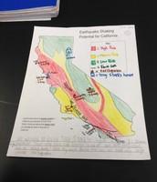 California Map: Location