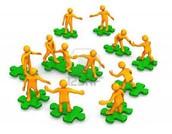 Interdependencia del flujo de trabajo entre los departamentos