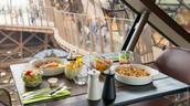 Tour Eiffel Restaurant (Aliments)