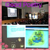 Humorous Poetry Videoconference - 4th Grade