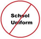 School Unifoms No!