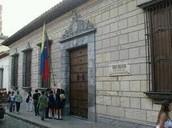 La Casa Natal de Bolívar