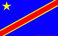 FLAG OF THE DRC
