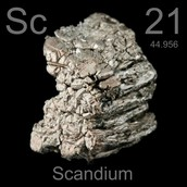 Facts About Scandium