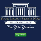 2015 Season Tickets