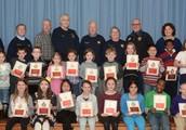 Fire Prevention Winners