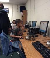 Mrs.  Tissy's computer lab fun