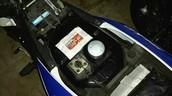 Penjimatan Petrol Motosikal