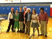 Schiesher Holiday Band and Chorus Concert