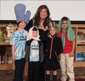 Luncheon with Susan Stevens Crummel