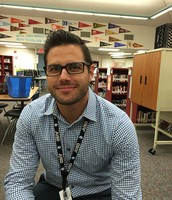 Mr. Daniel Richards, Technology Curriculum Coordinator
