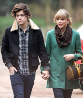 Taylor Swift and Harry Styles??