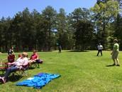 Frisbee Fun!