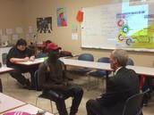 Mr. Boyles, Junior Achievement Instructor & STRIVE mentor