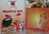 Hikaru Taste Waffle Mix