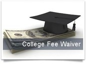 Fee Waivers are Available