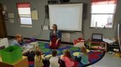 Pre-K-Miss Jill's Class