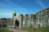 The Fortifications of Quebec