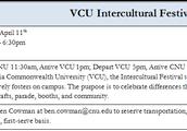 VCU Intercultural Festival