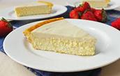 El pastel de queso (vainilla): 3,00€