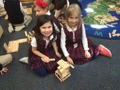 Building with friends
