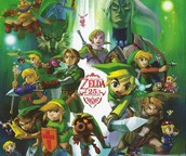 I love Zelda games