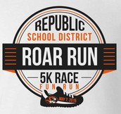 SAVE THE DATE: ROAR RUN MAY 7th!!!!