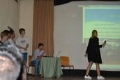 Presentación del IT-Gymnasiet