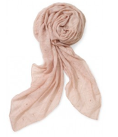 Westwood Scarf Gold Blush