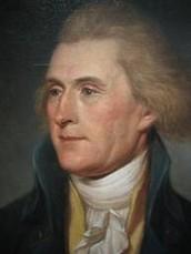 Thomas Jefferson, The Man, The President, The Writer.