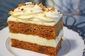 Yum-Yum Carrot Cake
