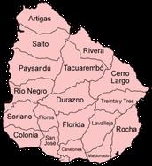 Uruguays 19 Provinces