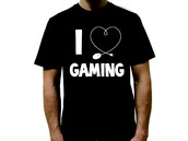 """'I Heart Gaming"""" camisa"""
