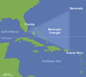 Is there anything supernatural about the Bermuda Triangle?