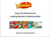 Leading Wonders Implementation